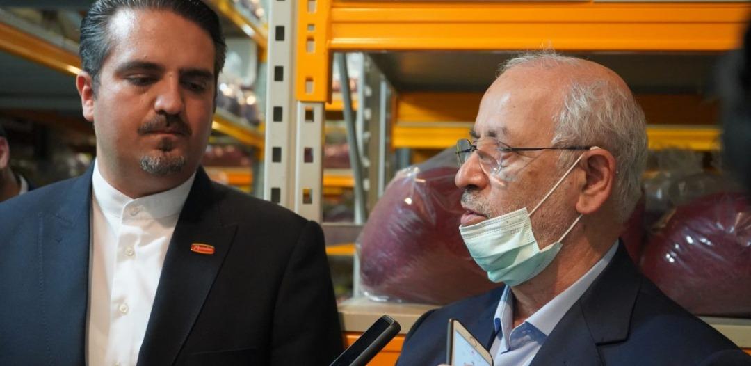 اکبری تالار پشتی:سازمان اوسک راهکار ایجاد دیپلماسی اقتصادی در حوزه زعفران